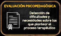 Evaluacion Psipedagógica